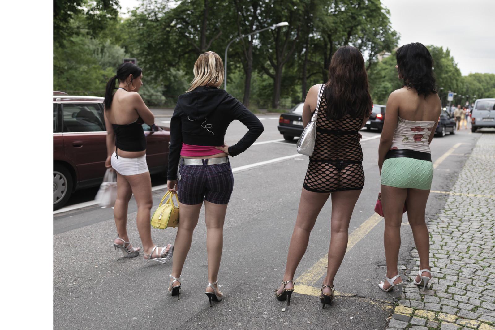 проститутках проституции о и